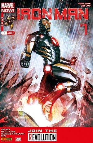 Iron Man édition Kiosque mensuel V4 (2013 - 2015)