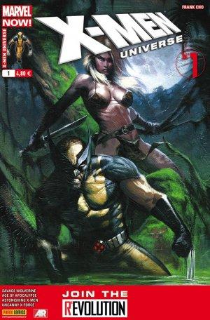 X-Men Universe # 1