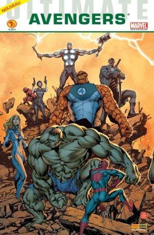 Ultimate Avengers édition Kiosque (2010 - 2012)