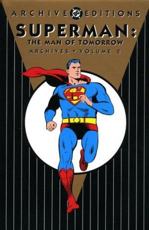 Action Comics # 2 TPB hardcover (cartonnée)