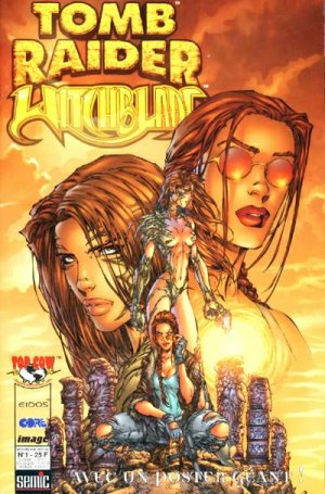 Tomb raider / Witchblade édition Simple