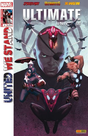 Ultimate Comics - Spider-Man # 8 Kiosque V1 (2012 - 2014)