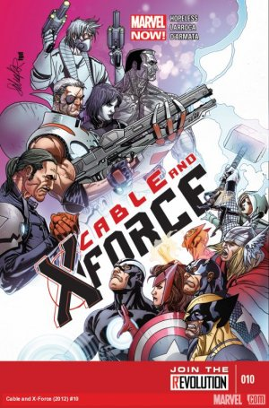 Cable and X-Force # 10 Issues (2012 - 2014)