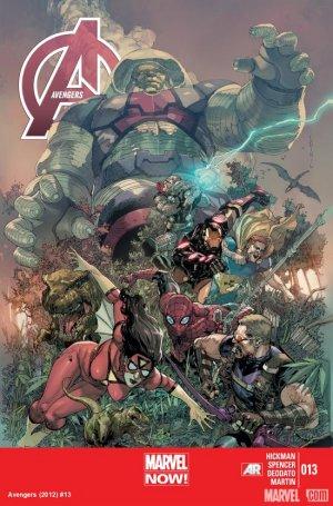 Avengers # 13 Issues V5 (2012 - 2015)