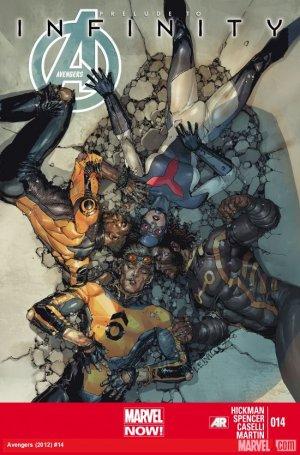 Avengers # 14 Issues V5 (2012 - 2015)