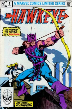 Hawkeye édition Issues V1 (1983)