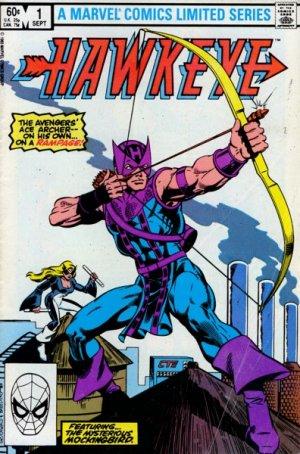 Hawkeye # 1 Issues V1 (1983)