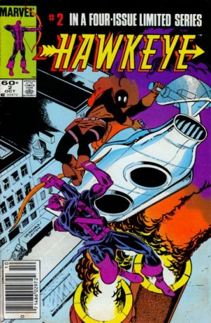 Hawkeye # 2 Issues V1 (1983)