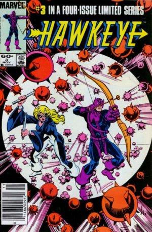 Hawkeye # 3 Issues V1 (1983)