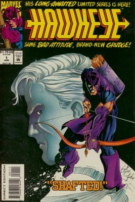 Hawkeye édition Issues V2 (1994)