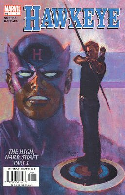 Hawkeye édition Issues V3 (2003 - 2004)