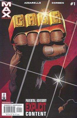 Cage # 1 Issues V2 (2002)