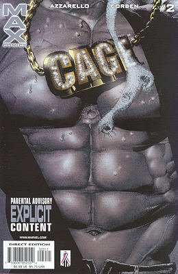 Cage # 2 Issues V2 (2002)