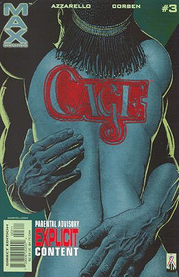 Cage # 3 Issues V2 (2002)