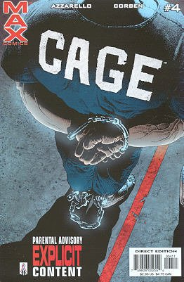 Cage # 4 Issues V2 (2002)