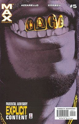 Cage # 5 Issues V2 (2002)