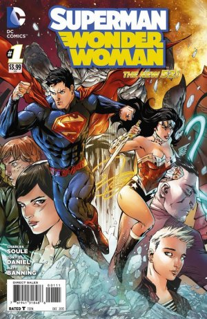 Superman / Wonder Woman # 1 Issues