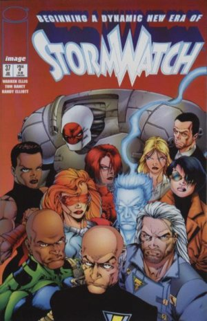Stormwatch # 37 Issues V1 (1993 - 1997)