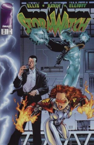 Stormwatch # 38 Issues V1 (1993 - 1997)