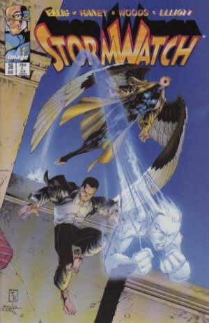 Stormwatch # 39 Issues V1 (1993 - 1997)