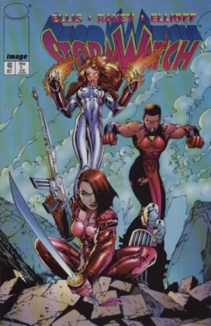 Stormwatch # 40 Issues V1 (1993 - 1997)