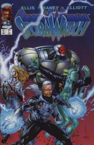 Stormwatch # 42 Issues V1 (1993 - 1997)