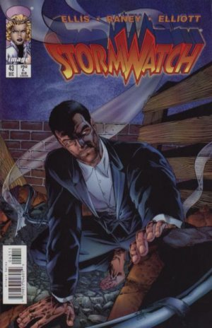 Stormwatch # 43 Issues V1 (1993 - 1997)