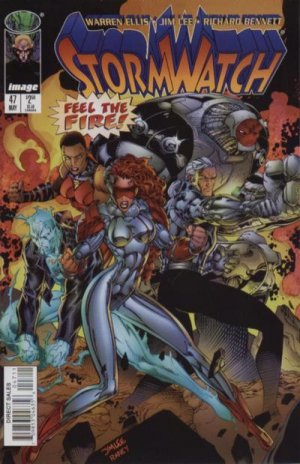 Stormwatch # 47 Issues V1 (1993 - 1997)