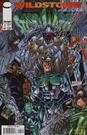 Stormwatch édition Issues V2 (1997 - 1998)