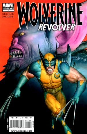 Wolverine - Revolver édition Issues