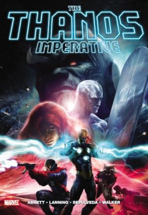 The Thanos Imperative édition TPB softcover (souple)