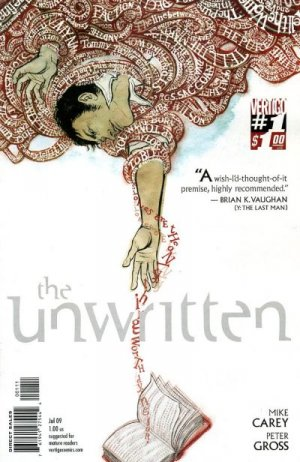 The Unwritten, Entre les Lignes édition Issues (2009 - 2013)