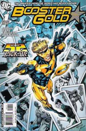 Booster Gold édition Issues V2 (2007 - 2011)