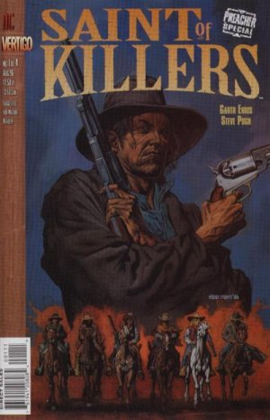 Preacher Special - Saint of Killers édition Issues