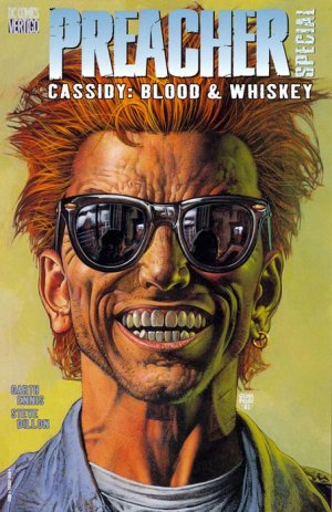 Preacher Special - Cassidy - Blood and Whiskey édition TPB softcover (souple)