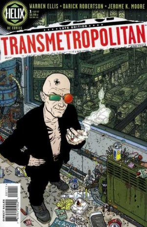 Transmetropolitan édition Issues
