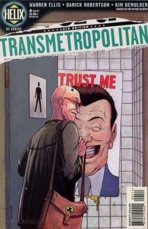 Transmetropolitan 4