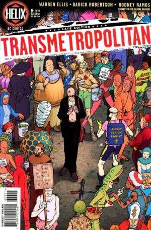 Transmetropolitan 6
