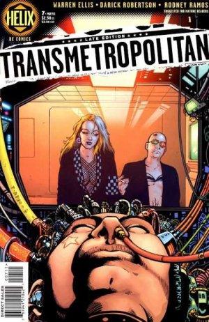 Transmetropolitan 7