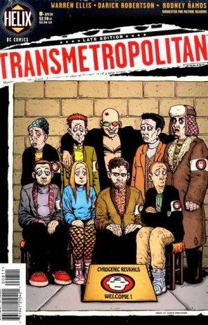 Transmetropolitan 8