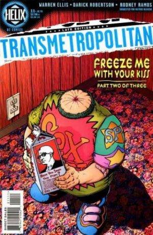 Transmetropolitan 11
