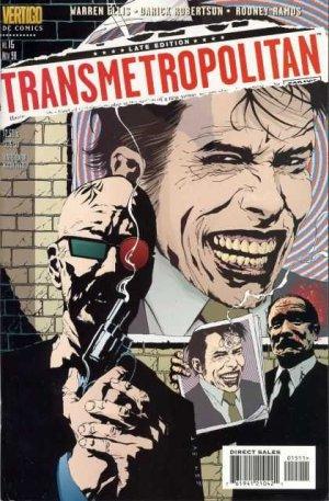 Transmetropolitan 15