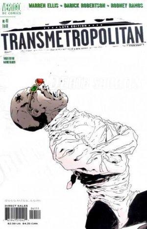 Transmetropolitan 41