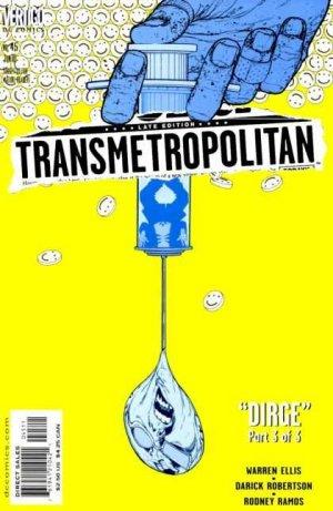 Transmetropolitan 45