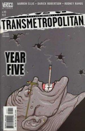 Transmetropolitan 49