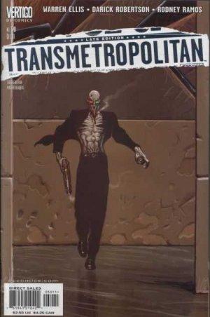 Transmetropolitan 50