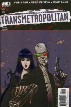 Transmetropolitan 51
