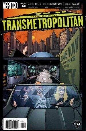 Transmetropolitan 60