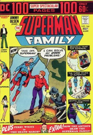 Superman Family édition Issues V1 (1974 - 1982)