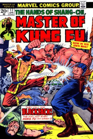 Master of Kung Fu édition Issues V1 (1974 - 1983)